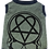 Thumbnail: Medium- Dog band shirt- hard rock handmade shirt-Avail in Med