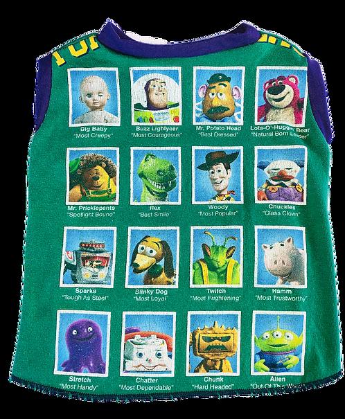 Medium- Toy Story dog t-shirt in Medium only