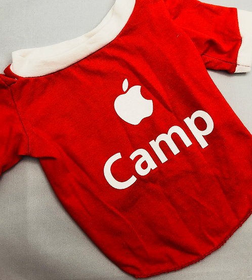 Vintage camp t-shirt  Small