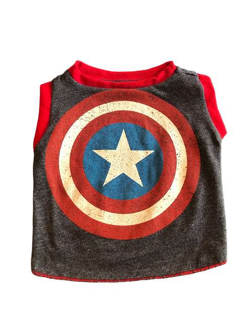 Small- Captain America t-shirt