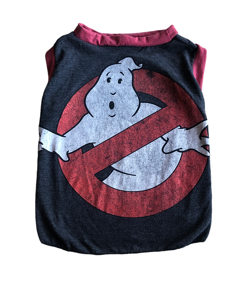 X Large Ghostbusters authentic recycled t shirt