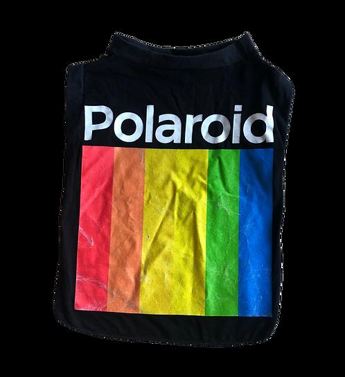 X Large- Vintage Polaroid  t-shirt