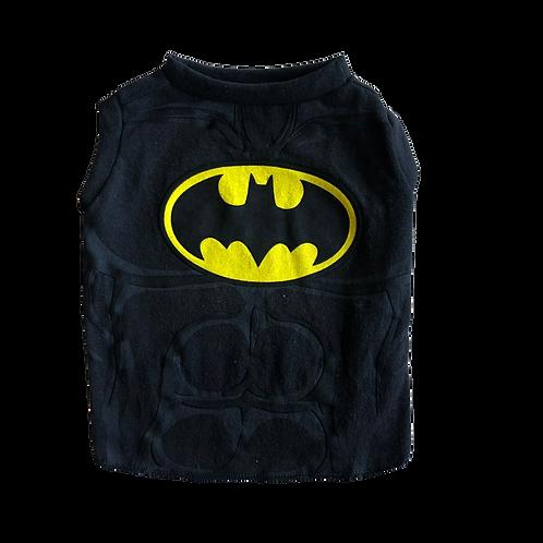 Medium- Recycled Batman t-shirtmade from vintage materials.