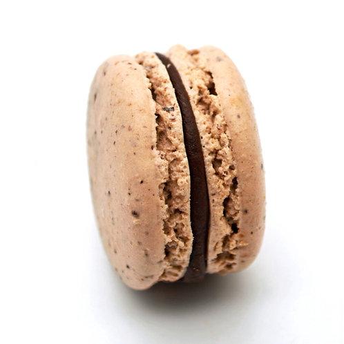 Hazelnut made with homemade nutella