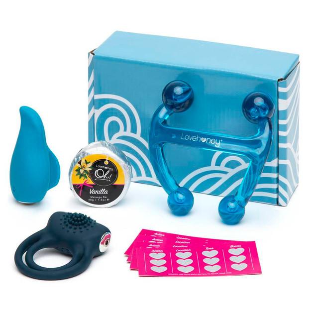Ready, Set, Oh! Couple's Vibrator