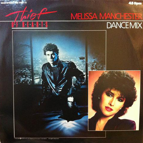 Melissa Manchester – Thief Of Hearts