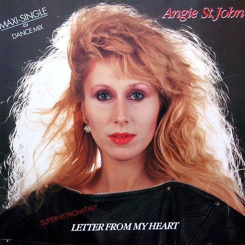 Angie St. John - Letter From My Heart
