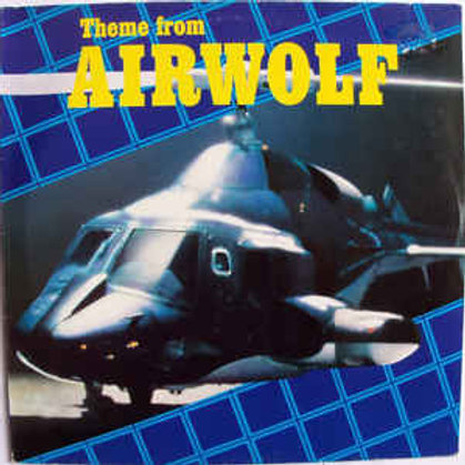 Mario Habelt & Stephen Westphal ‎– Theme From Airwolf