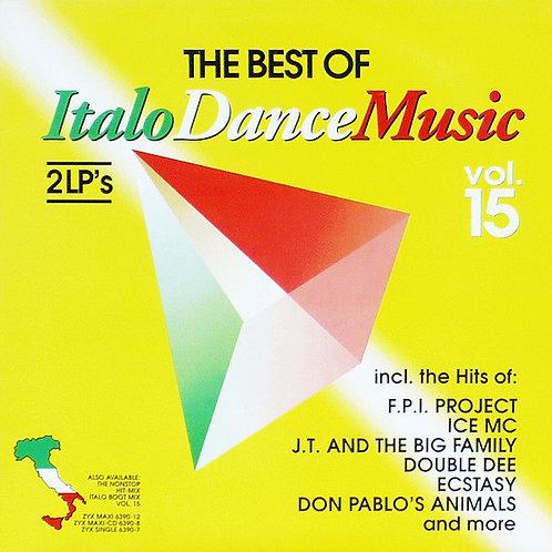 The Best Of Italo Dance Music Vol. 15