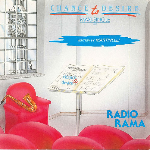 Radiorama – Chance To Desire