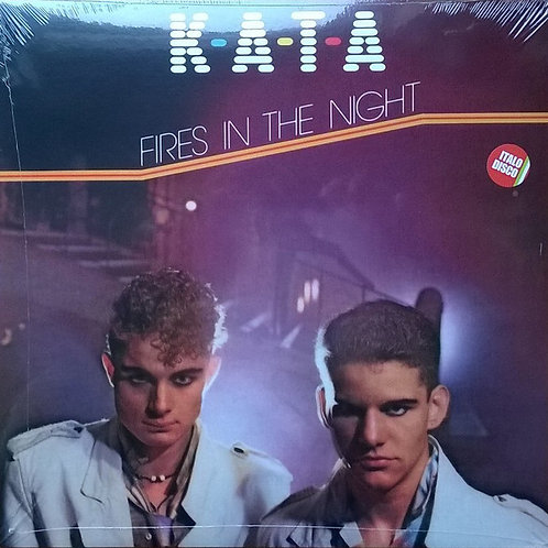 K-A-T-A ‎– Fires In The Night
