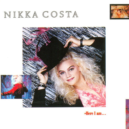 Nikka Costa ‎– Here I Am ... Yes, It's Me