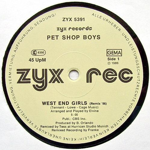 Pet Shop Boys – West End Girls '86