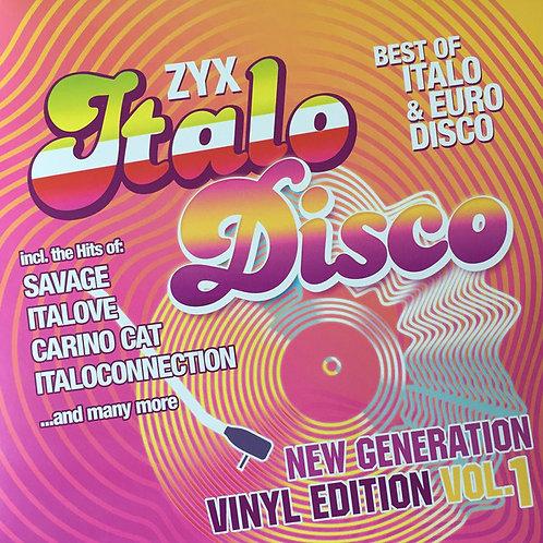 ZYX Italo Disco New Generation Vinyl Edition Vol.1