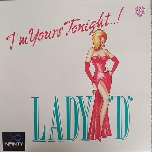 Lady D / Dreams Come True ‎– I'm Yours Tonight / Sweet Magic