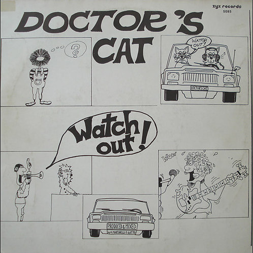 Doctor's Cat – Watch Out!