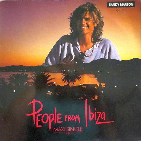 Sandy Marton – People From Ibiza