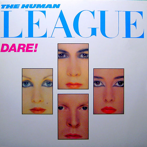 The Human League ‎– Dare! LP