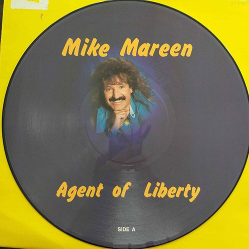 Mike Mareen - Agent Of Liberty (Picture)