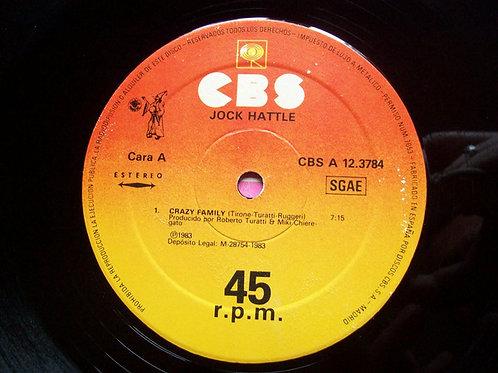 Jock Hattle - Crazy Family