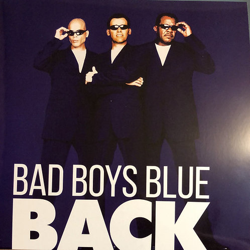 Bad Boys Blue ‎– Back (LP Duplo)