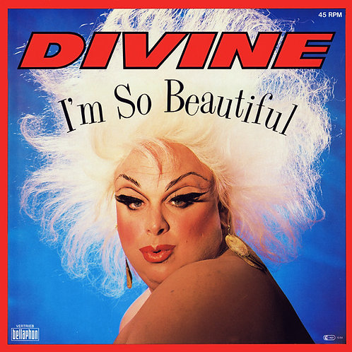Divine ‎– I'm So Beautiful