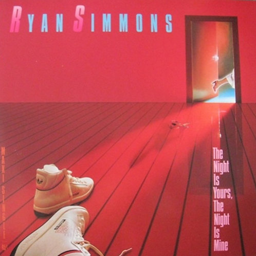 Ryan Simmons ‎– The Night Is Yours, The Night Is Mine