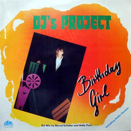 DJ's Project  - Birthday Girl
