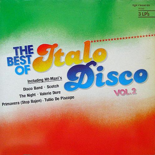 Various – The Best Of Italo-Disco Vol. 2