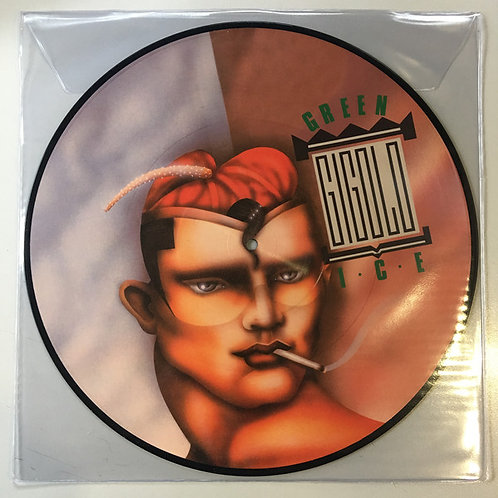Green Ice ‎– Gigolo (Picture Disc)