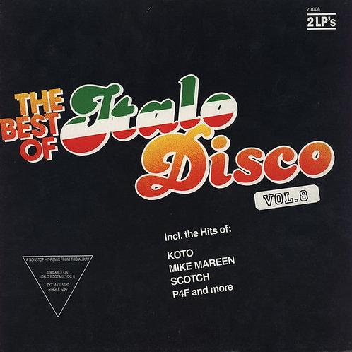 The Best Of Italo-Disco Vol. 8