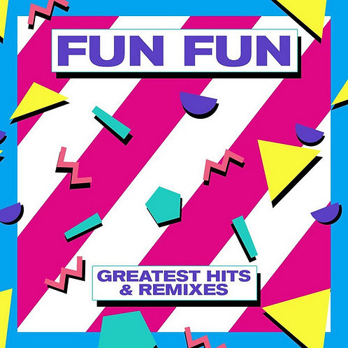 Fun Fun ‎– Greatest Hits & Remixes (LP)
