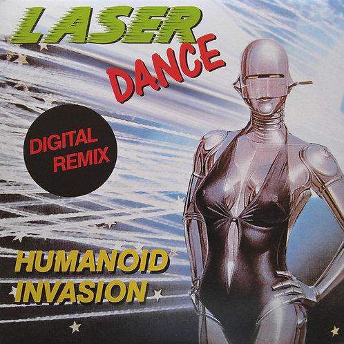Laserdance – Humanoid Invasion (Digital Remix)