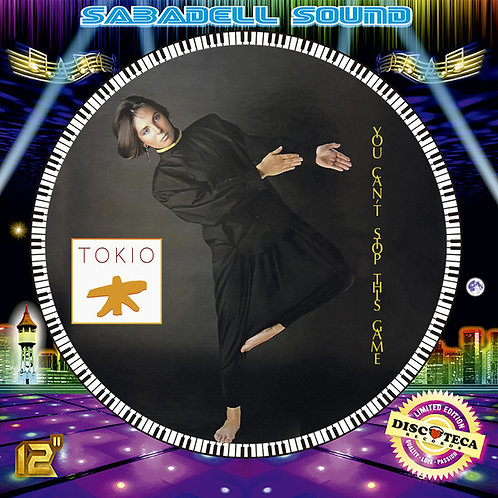 Tokio ‎– You Can't Stop This Game (Picture Disc)