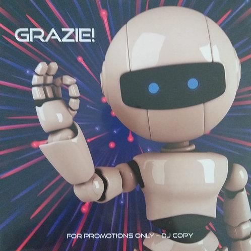 Various - Grazie - Bazykina Twins/Mr. Freaky