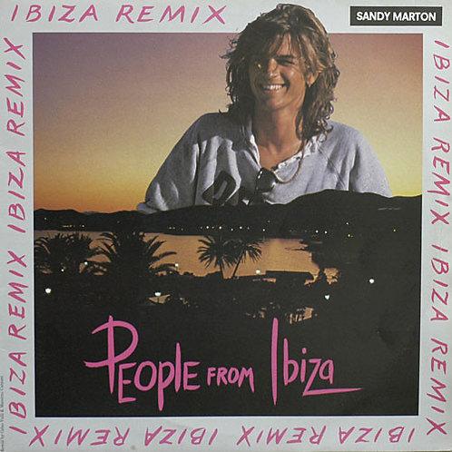 Sandy Marton – People From Ibiza (Ibiza Remix)