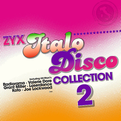 ZYX Italo Disco Collection 2 (LP Duplo)