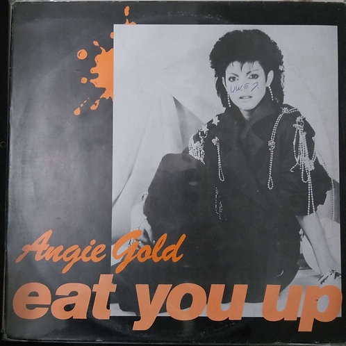Angie Gold – Eat You Up