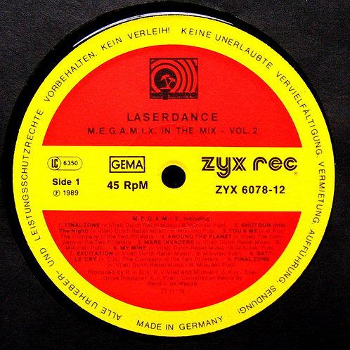 Laserdance – Megamix Vol. 2