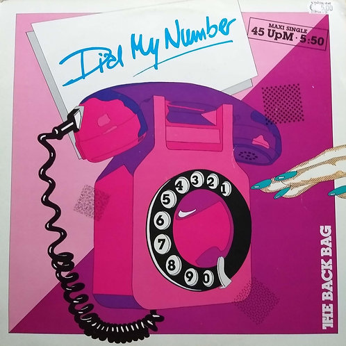The Back Bag - Dial My Number