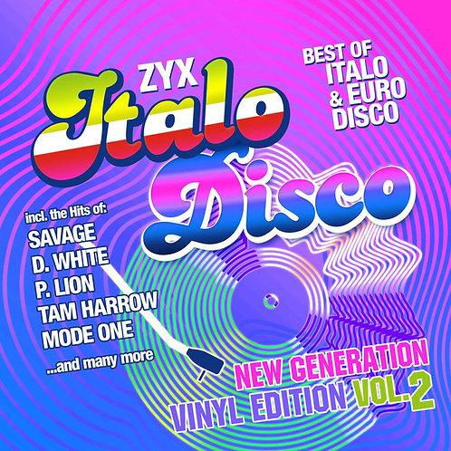 ZYX Italo Disco New Generation Vinyl Edition Vol. 2