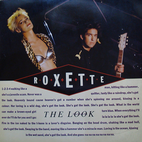 Roxette – The Look (Head-Drum-Mix)