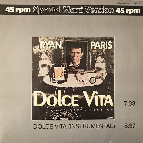Ryan Paris – Dolce Vita (Original Version)