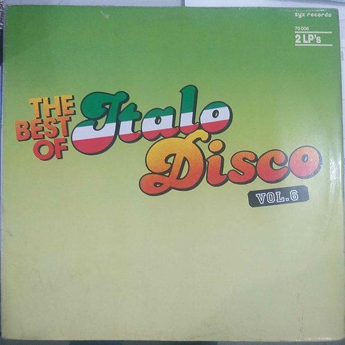 The Best Of Italo-Disco Vol. 6