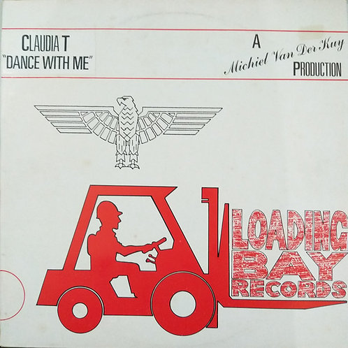 Claudia T. ‎– Dance With Me