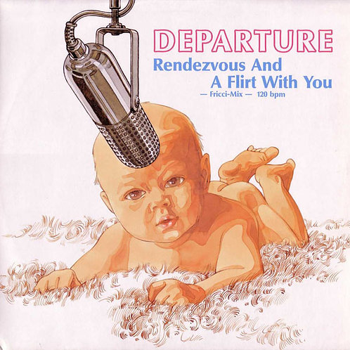 Departure (2) ‎– Rendezvous And A Flirt With You (Fricci-Mix)