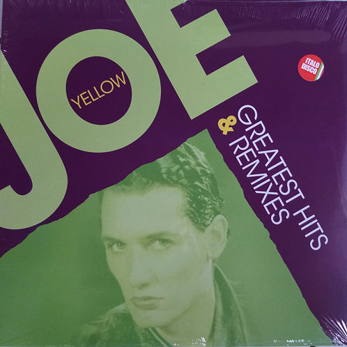 Joe Yellow ‎– Greatest Hits & Remixes