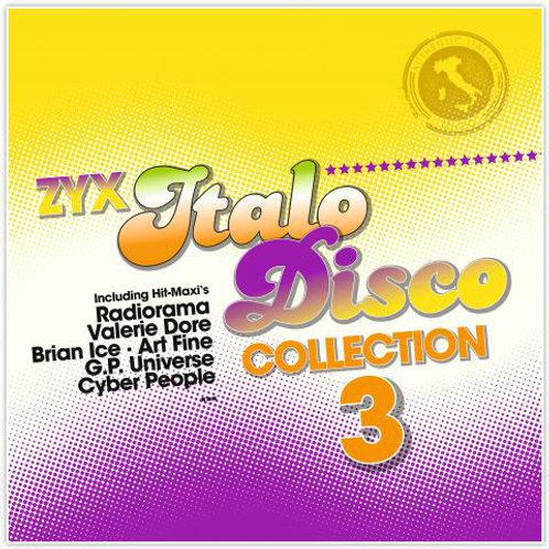 Various – ZYX Italo Disco Collection 3