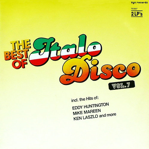The Best Of Italo-Disco Vol. 7