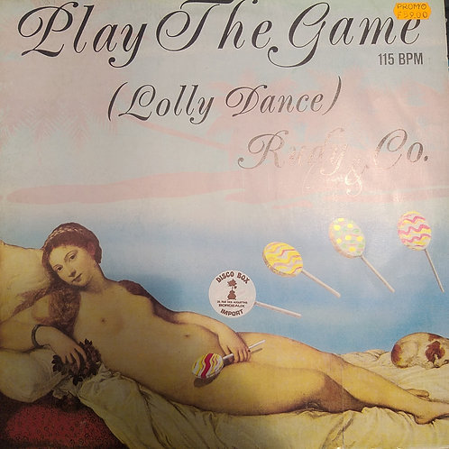 Rudy & Co. – Play The Game (Lolly Dance)